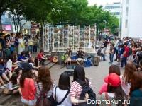 Seoul, Hongdae