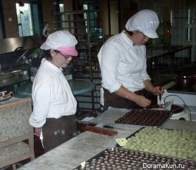 Chocolate factory Jeju