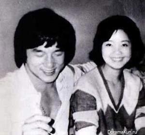 Jackie Chan - Teresa Teng