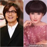 Tetsuko Kuroyanag-Bae Yong Joon