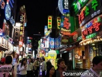 Seoul, night life