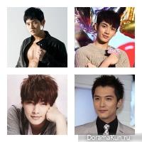 Taiwanese actors