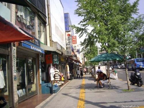 cafe Seoul