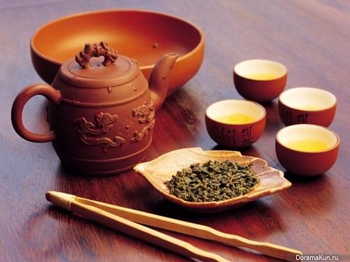 tea legend three