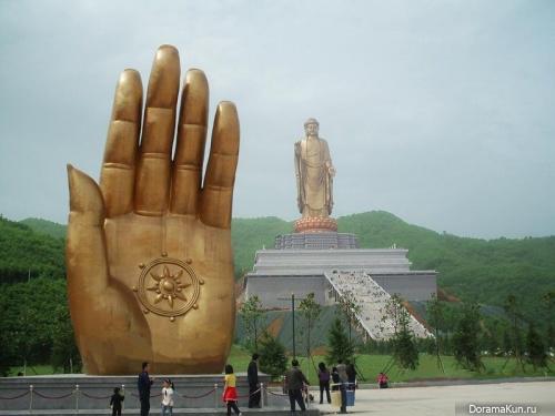 The Grand Buddha of Wuxi