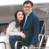 Jackie Chan-Fan Bingbing