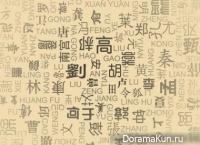 China. Name
