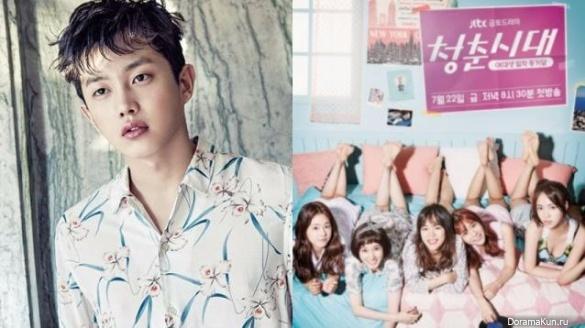 Kim Min Suk/Age of Youth Season 2
