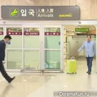 김무성 공항 캐리어 사건 원본 동영상
