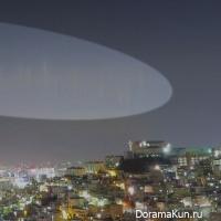 UFO over Busan