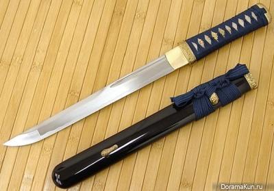 Tanto sword