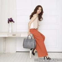 Yoon Eun Hye - Samantha Thavasa
