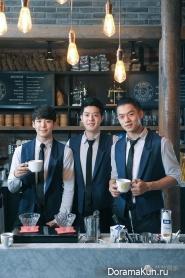Coffee Prince Lab