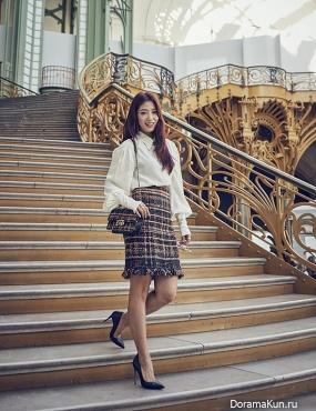 Park Shin Hye/CHANEL SS 2018