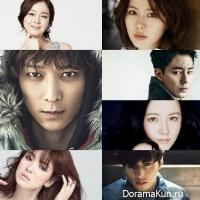 50 most beautiful Korean actors and Actresses