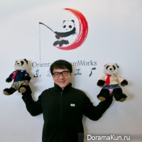 Jackie Chan - Kung Fu Panda 3