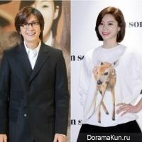 Bae Yong Joon - Park Soo Jin