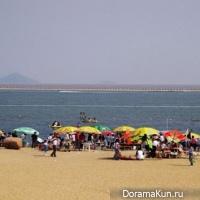 Jingshan beach