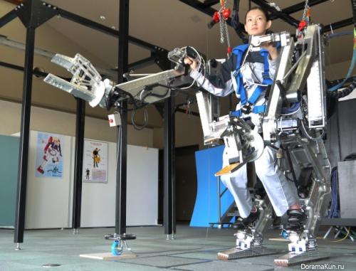 exoskeleton Lieutenant Ripley