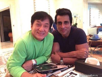 Jackie Chan - Sonu Sood