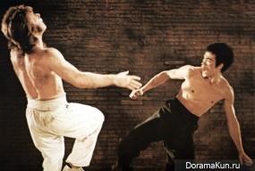 Bruce Lee-Meng long guo jiang