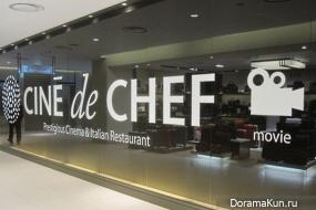 Ciné de Chef