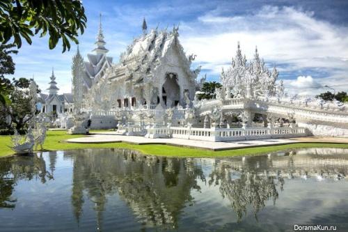 Ват Ронг Кхун (Белый храм)
