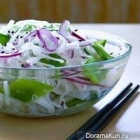 Salad/daikon