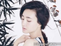 Wang Likun для Cosmopolitan 2016