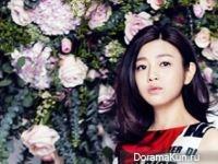 Chen Yan Xi для Chic Elegance 2016