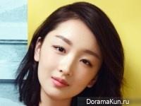 Zhou Dongyu для iLady365 April 2016