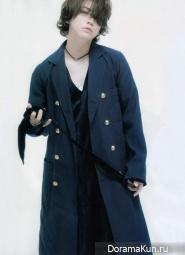 Kamenashi Kazuya для +act April 2017