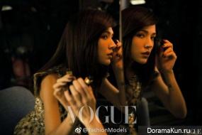 Janine Chang, Tiffany Xu для Vogue May 2017