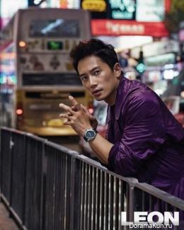 Ji Sung для Leon June 2017