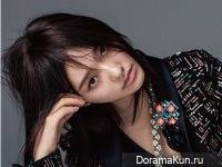 Lin Yun для Grazia May 2017