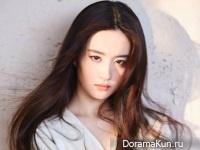 Liu Yifei для InStyle May 2017