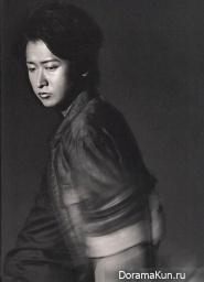 Satoshi Ono (Arashi) для BARFOUT July 2017