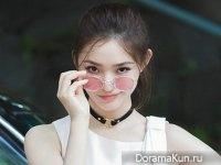 Lin Yun для Haibao September 2017