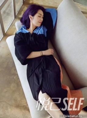 Miriam Yeung для Self August 2017