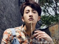 Niu Jun Feng для Hey idol August 2017