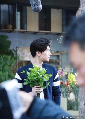 Yang Yang для Kangshifu Concept Photos May 2016