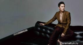 Du Chun для Cosmopolitan May 2016