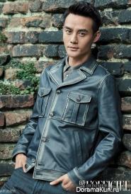 Wang Kai для L'Officiel Hommes May 2016