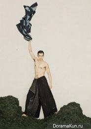 Chang Chen, Han Dongjun для Femina 2015
