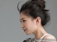 Jiang Shuying для Vogue March 2016