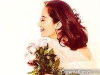 Yu Feihong для Cosmopolitan Bride 2016