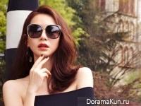 Qi Wei для Cosmopolitan May 2016