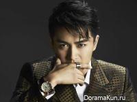 Chen Xiao для Gentleman March 2016