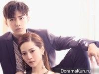 Aaron Yan, Joanne Tseng для S.POP April 2016