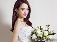 Chen Qiao En для Brides 2016